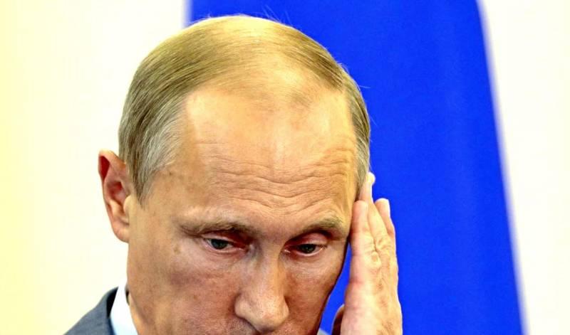 Почему в Хельсинки Путин сда…