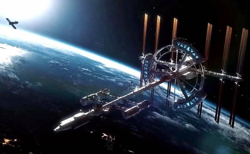 «Орбитальный космодром»: Рос…