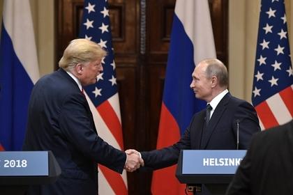 В США призвали прекратить тайные встречи Путина и Трампа