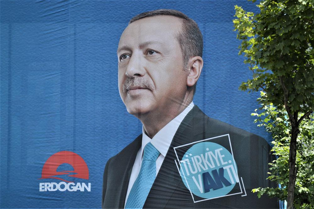 Эрдоган набирает 56 проценто…