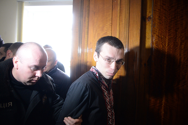 Житомирский суд продолжает саботировать рассмотрение дела журналиста Василия Муравицкого
