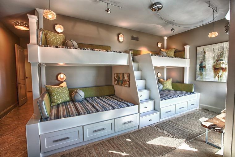 Girls Bunk Beds  Room to Grow