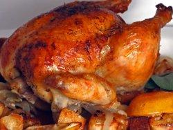 Курица в мультиварке – легки…
