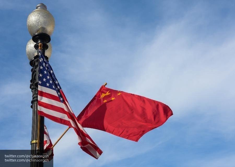 СМИ: США планируют обвинить Китай во «враждебных действиях»