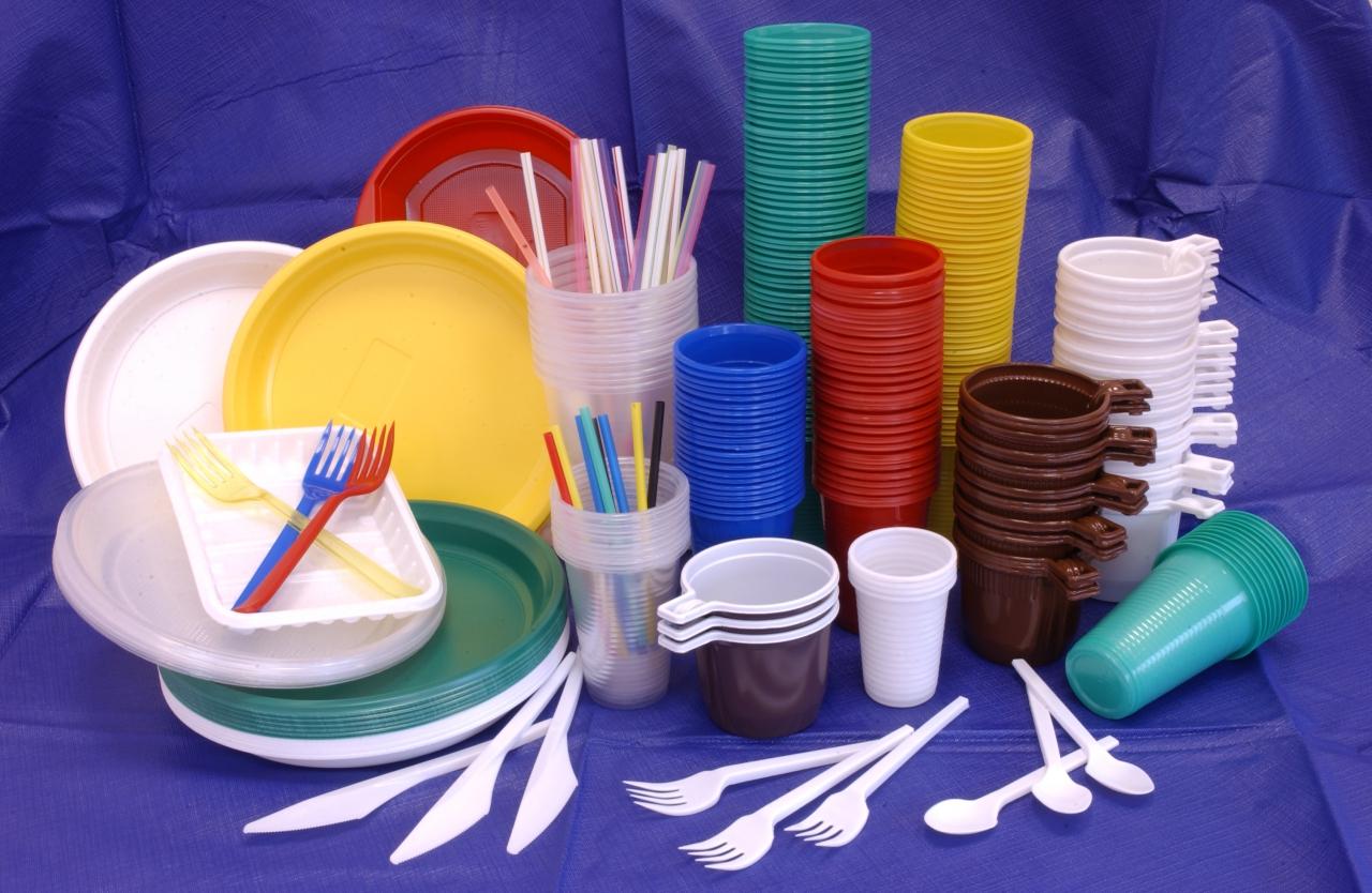 Забудьте о пластике: Европарламент запретил использование одноразовой посуды