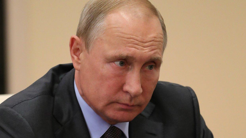 Путин прибыл на Восточный эк…