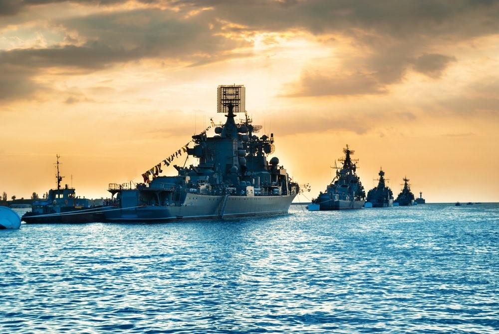 Киев недоволен действиями РФ в Чёрном море