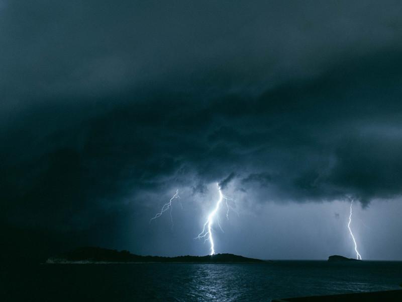 26. молния, природа