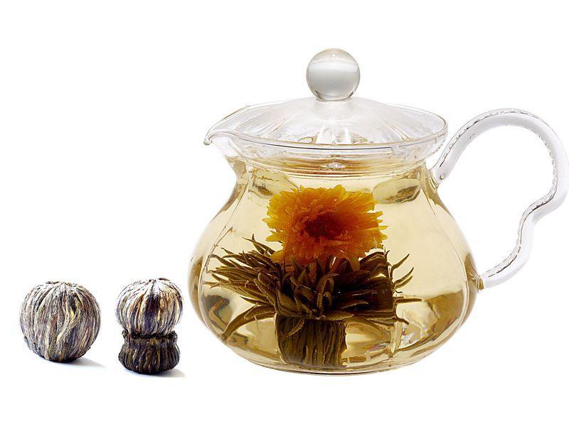 Связанный чай — настоящее произведение искусства и кладезь полезных веществ