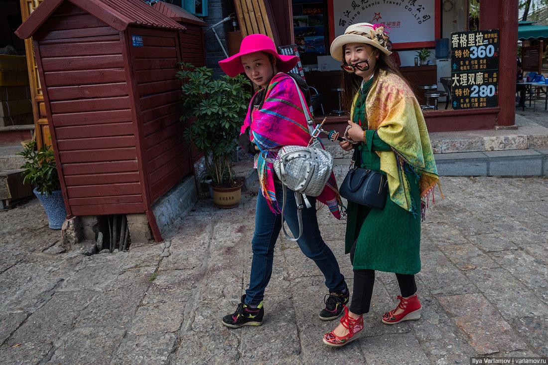 Китайская мода: как надо одеваться