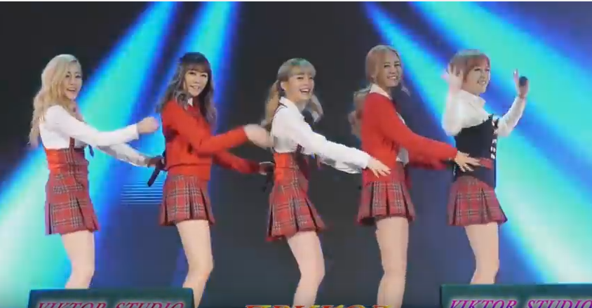 Прикол В Корее зажигают Танц…