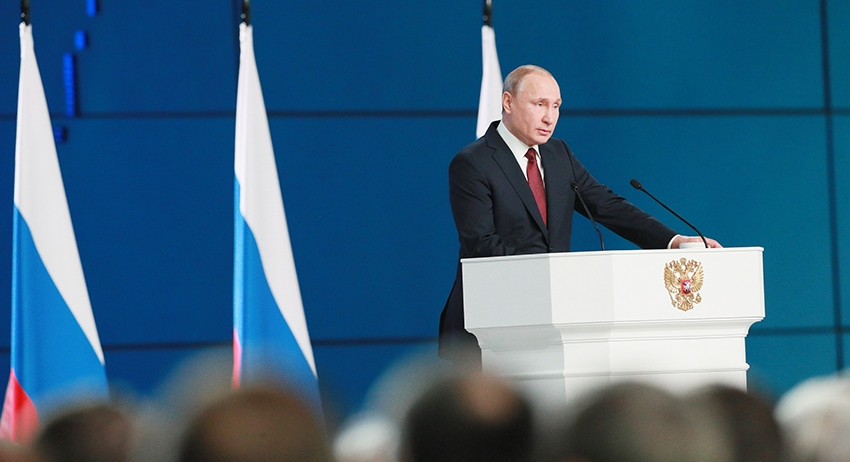 Путин: сателлиты США убедите…