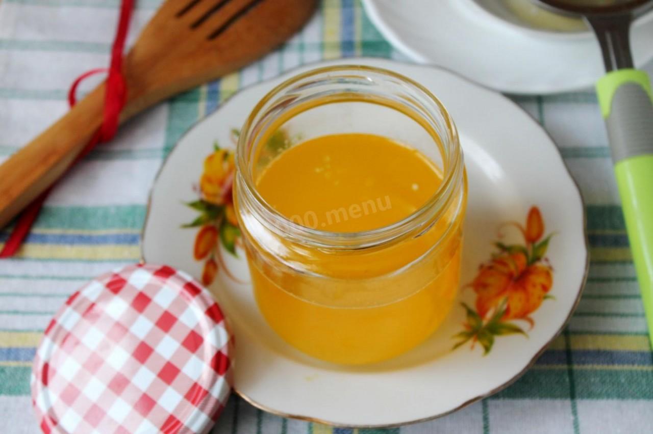 Топленое масло из сливочного в домашних условиях