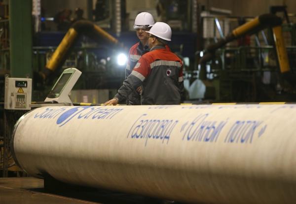 Европа перед выбором: либо газ, либо Крым