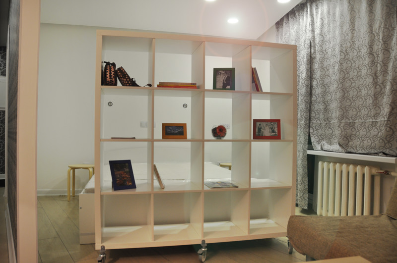 Дизайн квартиры 55 кв.м