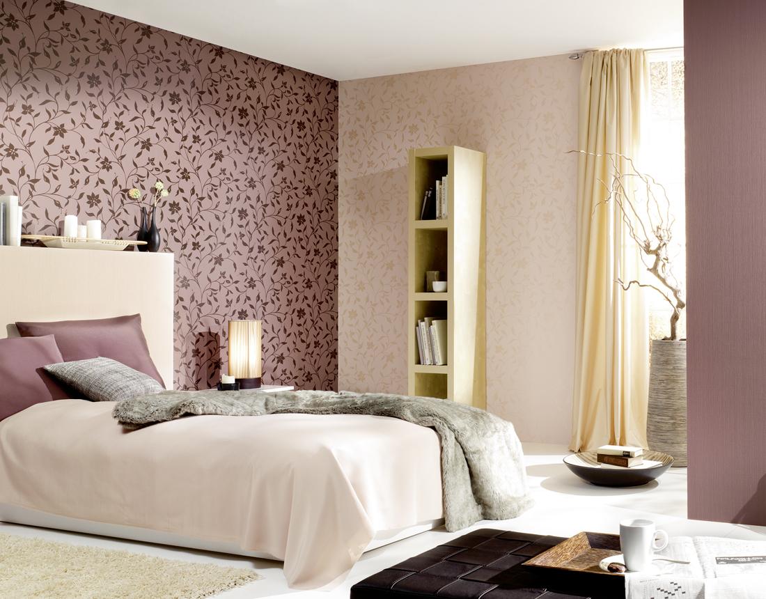 Идеи для дизайна стены в спальне