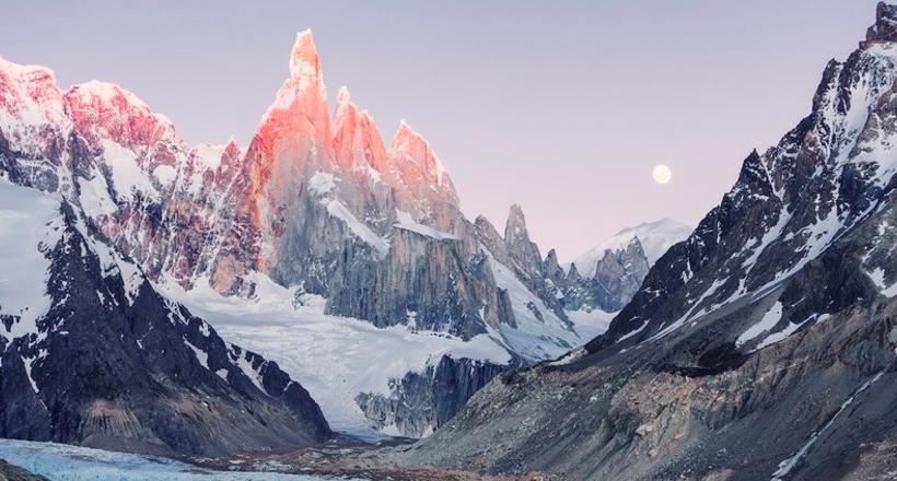 Сверхъестественные пейзажи Патагонии, в реальность которых сложно поверить