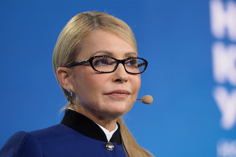 Тимошенко обнародовала планы…