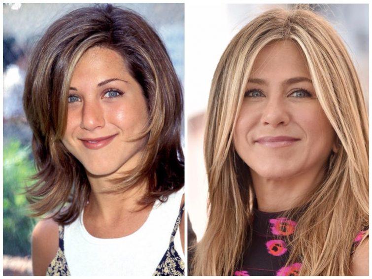 Знаменитости, которые сменили форму бровей и стали выглядеть совсем по-другому