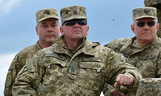В Киеве испугались из-за новых наименований российских воинских частей