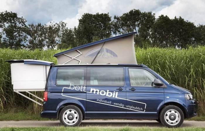 Bett Mobil дом на колесах, кемпер