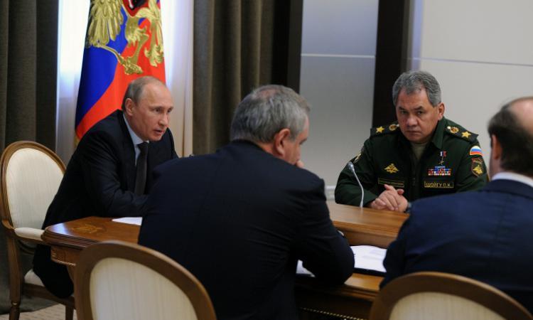 На вызов НАТО Россия нашла н…