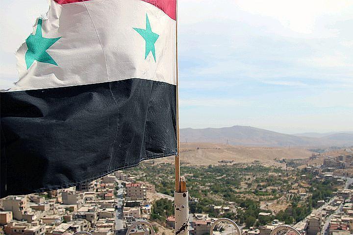 Минобороны опровергло слухи об ударах в районе сирийской Гуты