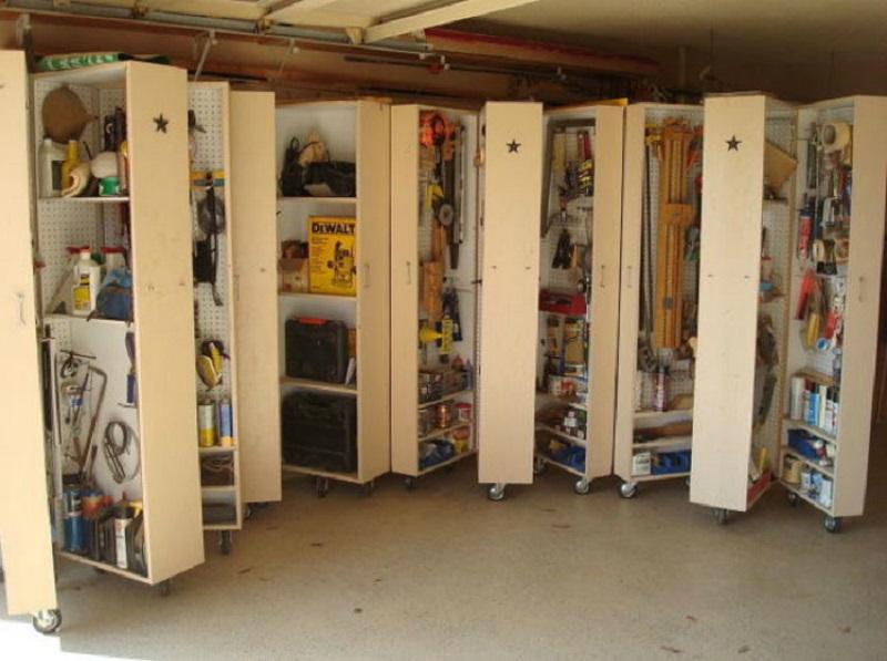 Идеи для гаража своими руками фото