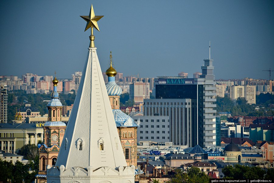 "Казанский Кремль ""Kazan Kremlin"" - сердце города!"