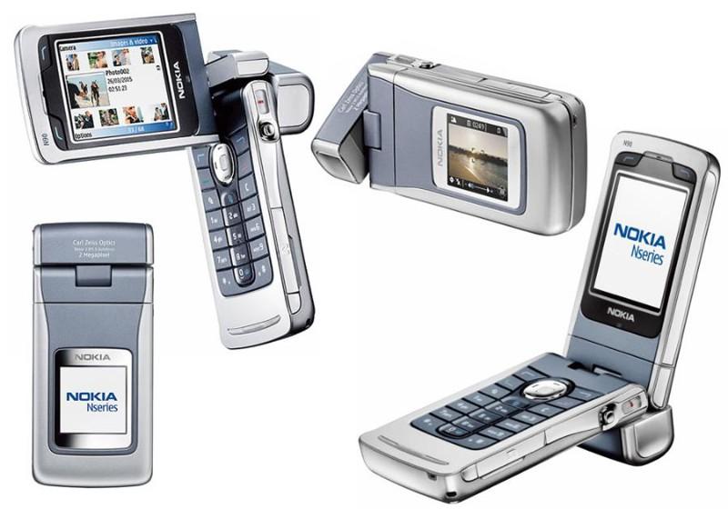 10 культовых мобильников, которые были популярны до iPhone.(10 фото)