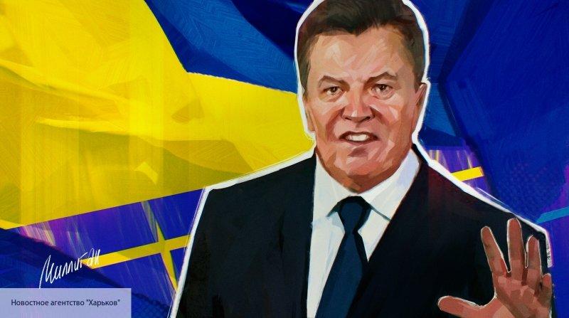 Януковичу грозит 15 лет: в Киеве судят украинского экс-президента за «госизмену»