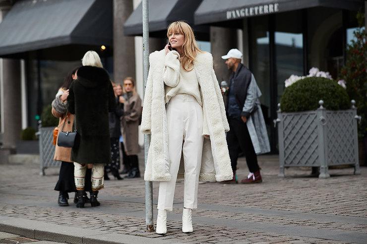 Девушки из Дании: 8 модных трендов прямиком с улиц Копенгагена