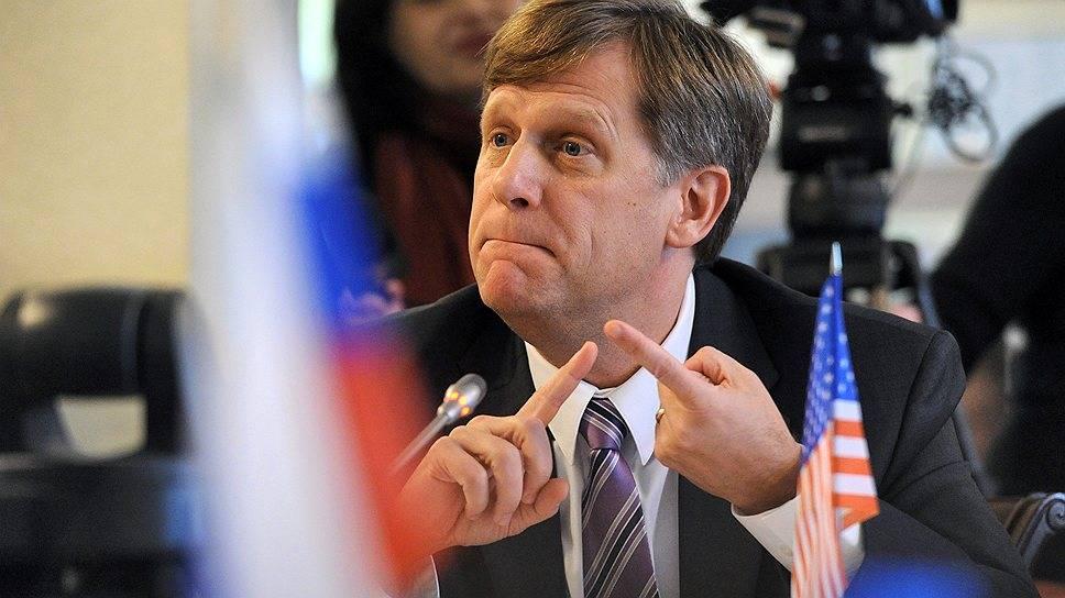 Макфол о саммите Россия-США: Путин одержал «фантастическую победу»