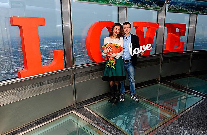 Небанальный День святого Валентина: сколько стоит любовь?