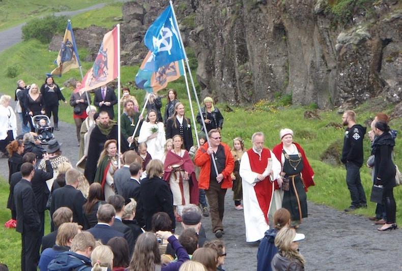 На фото: исландская свадьба интересные факты о стране, исландия, факты