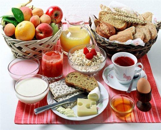 Лечебное питание при воспалении легких