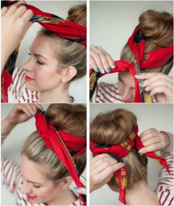 Украшение для волос своими руками с фото