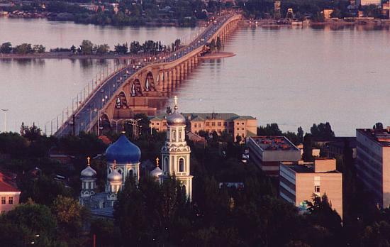 Мой город, наш мост