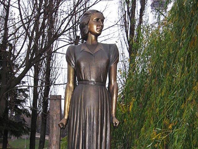 За пять месяцев пыток немцы не услышали от нее ни слова