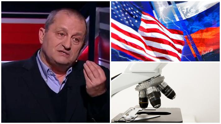 Кедми назвал разрыв связей с Россией в науке колоссальной ошибкой США
