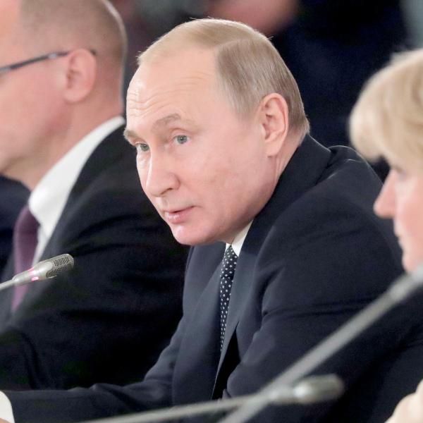 Путин одобрил идею объявить 2020-й годом народного творчества