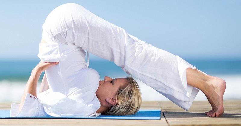 Эффективные упражнения для растяжки