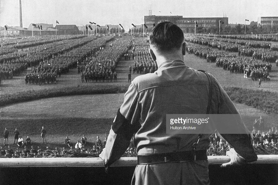 О стопроцентно законном фашизме