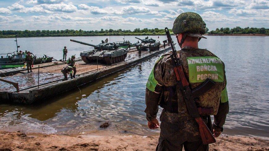 Отказ от участия: военные Запада боятся провала на играх в РФ