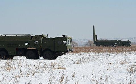 НАТО призывает Россию к прозрачности в вопросе размещения «Искандеров»