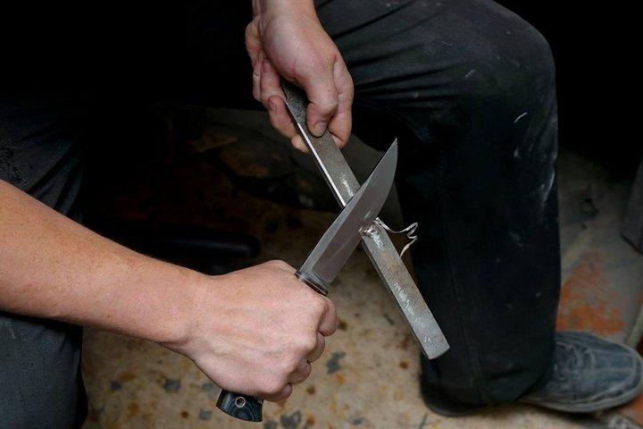 Ножи, сделанные из совершенно неожиданных вещей