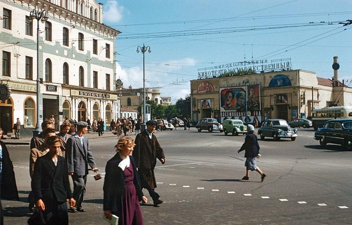 СССР 1960-х: Фотографии советских городов, которые позволяют заглянуть в прошлое