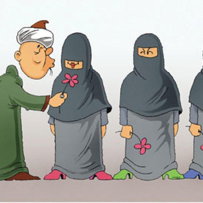 В Чечне выступают за многоженство. А почему бы и нет?