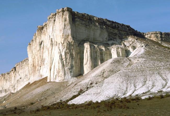 Крымская гора Ак-Кая