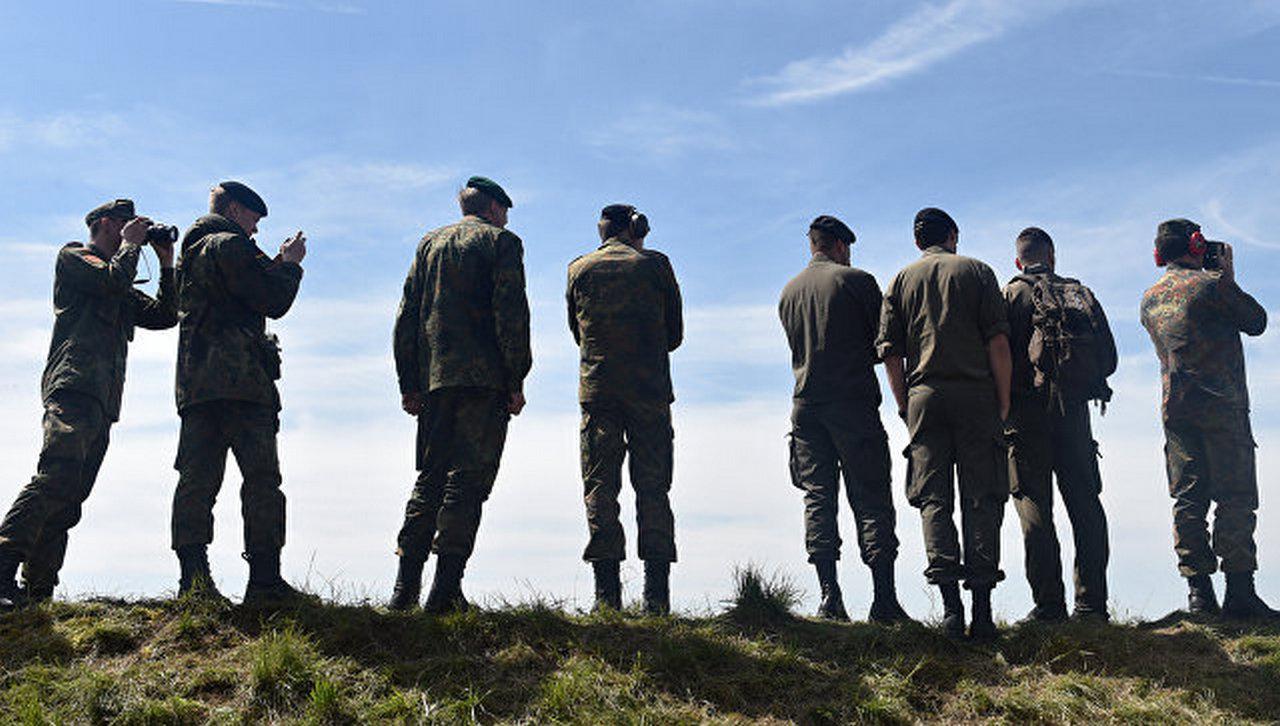 «Фокус» получился, а бунт – нет: в Германии как бы раскрыли как бы заговор